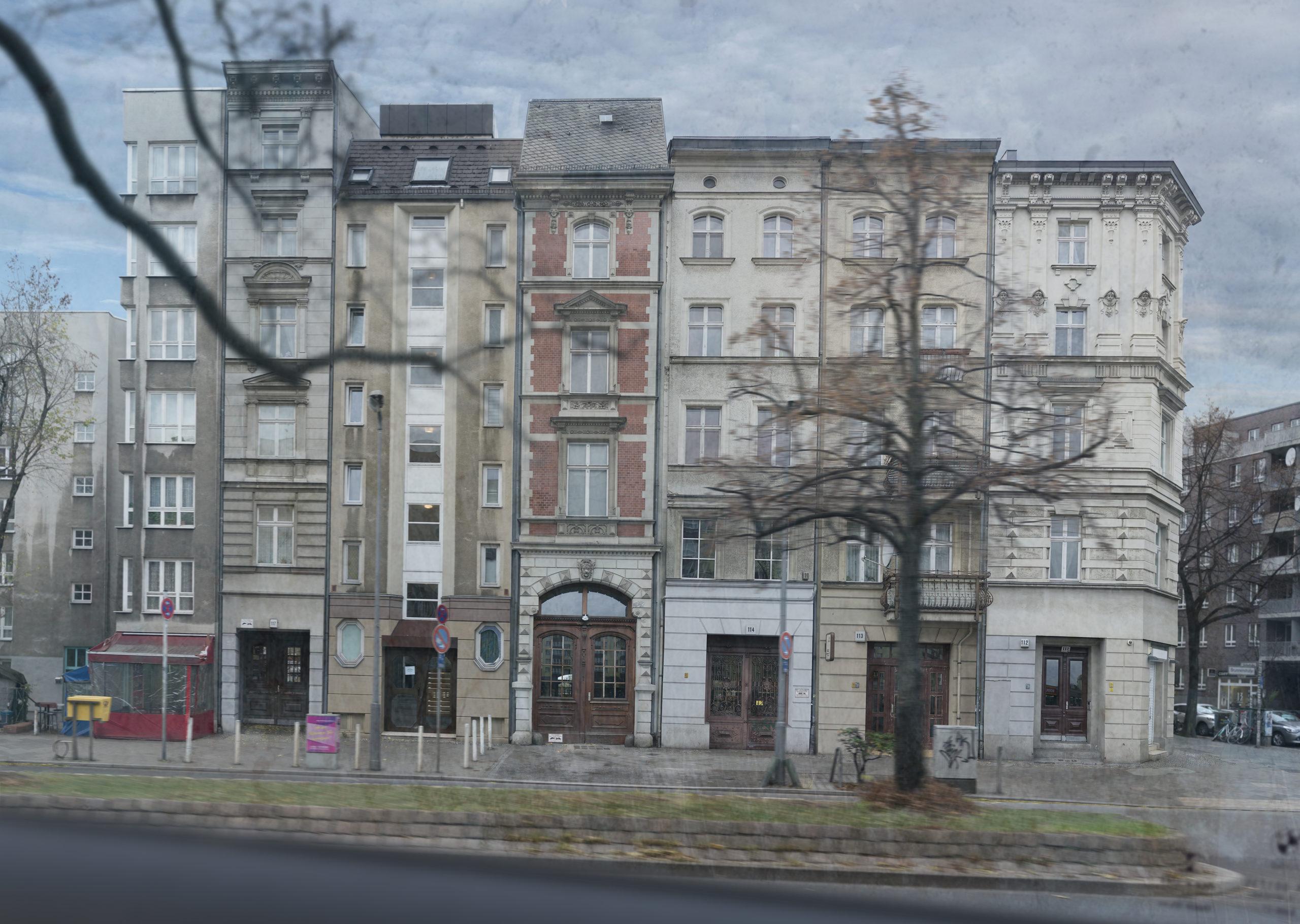 Dencity, Brunnenstrasse-Teil2, Berlin