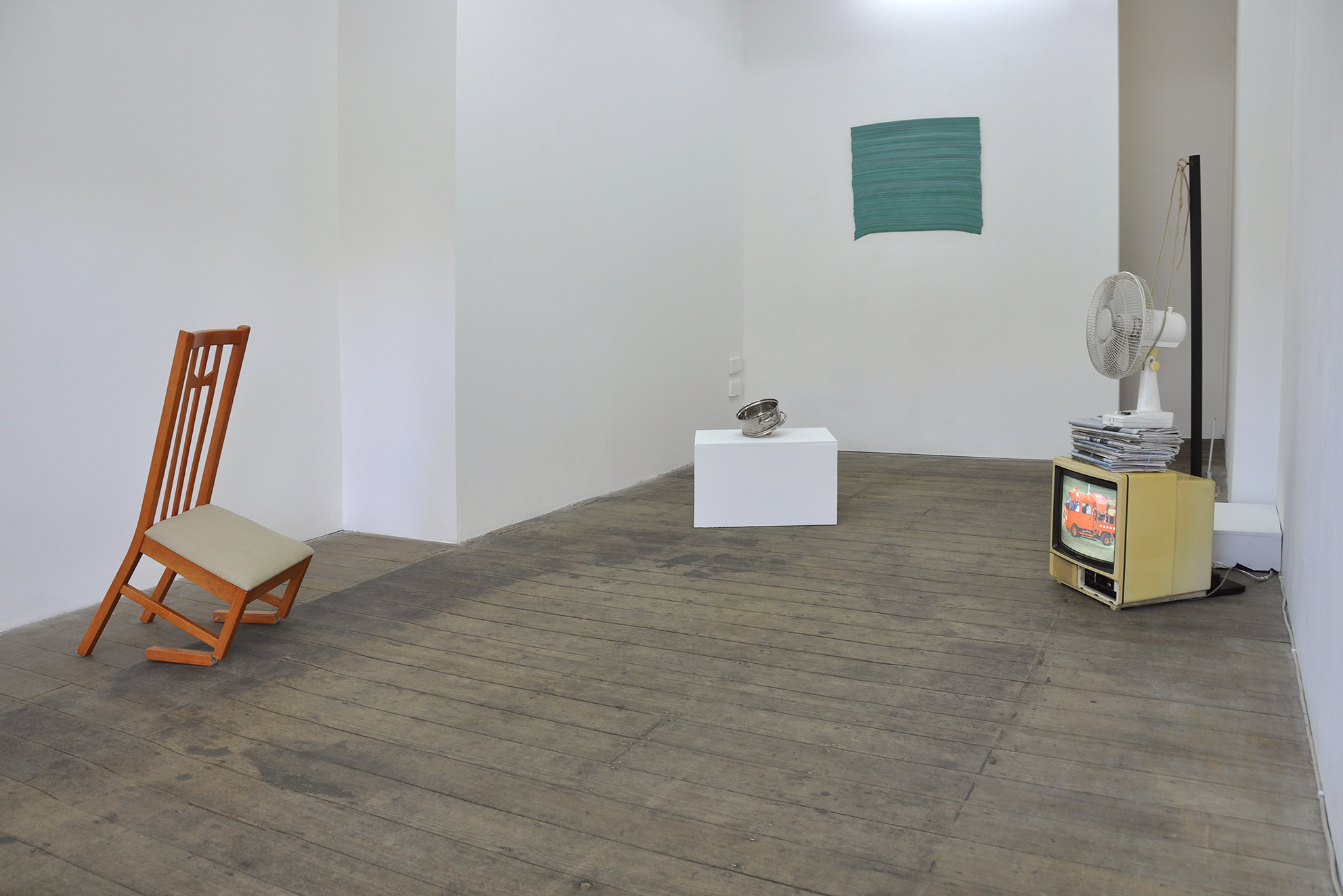 Exhibition's view