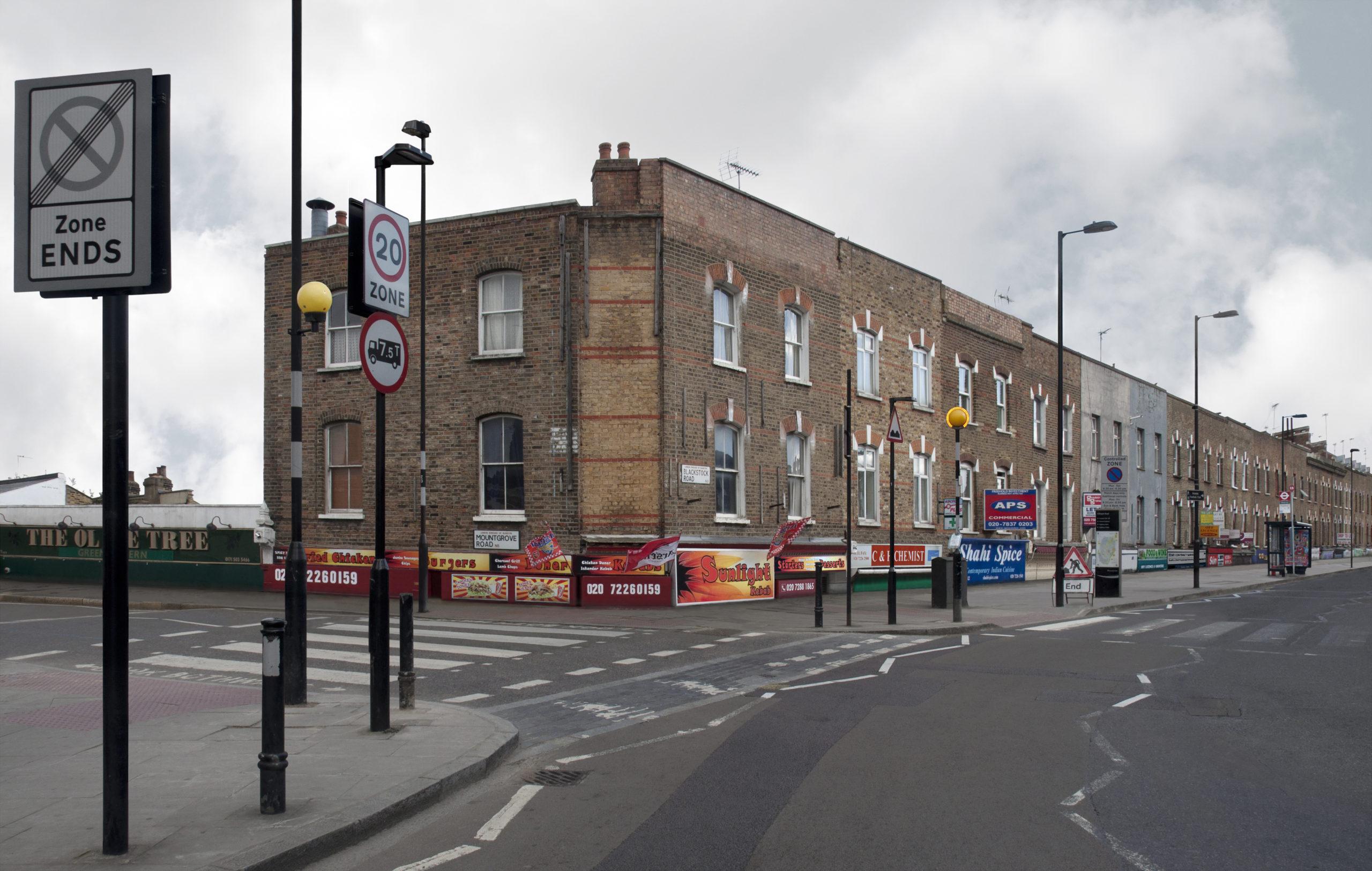 Finsbury 1, Blackstock Road, London