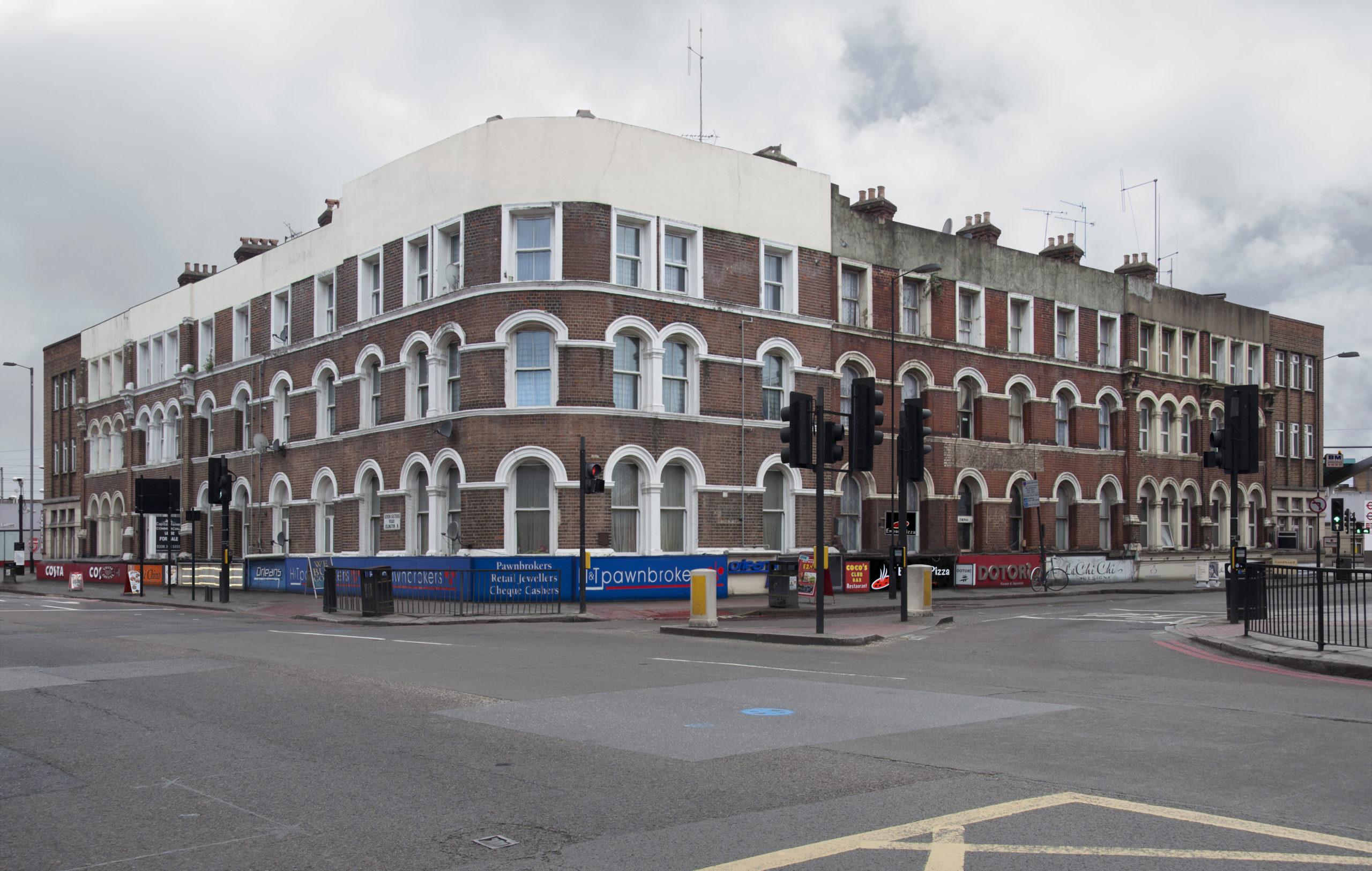 Finsbury 3, Blackstock Road, London