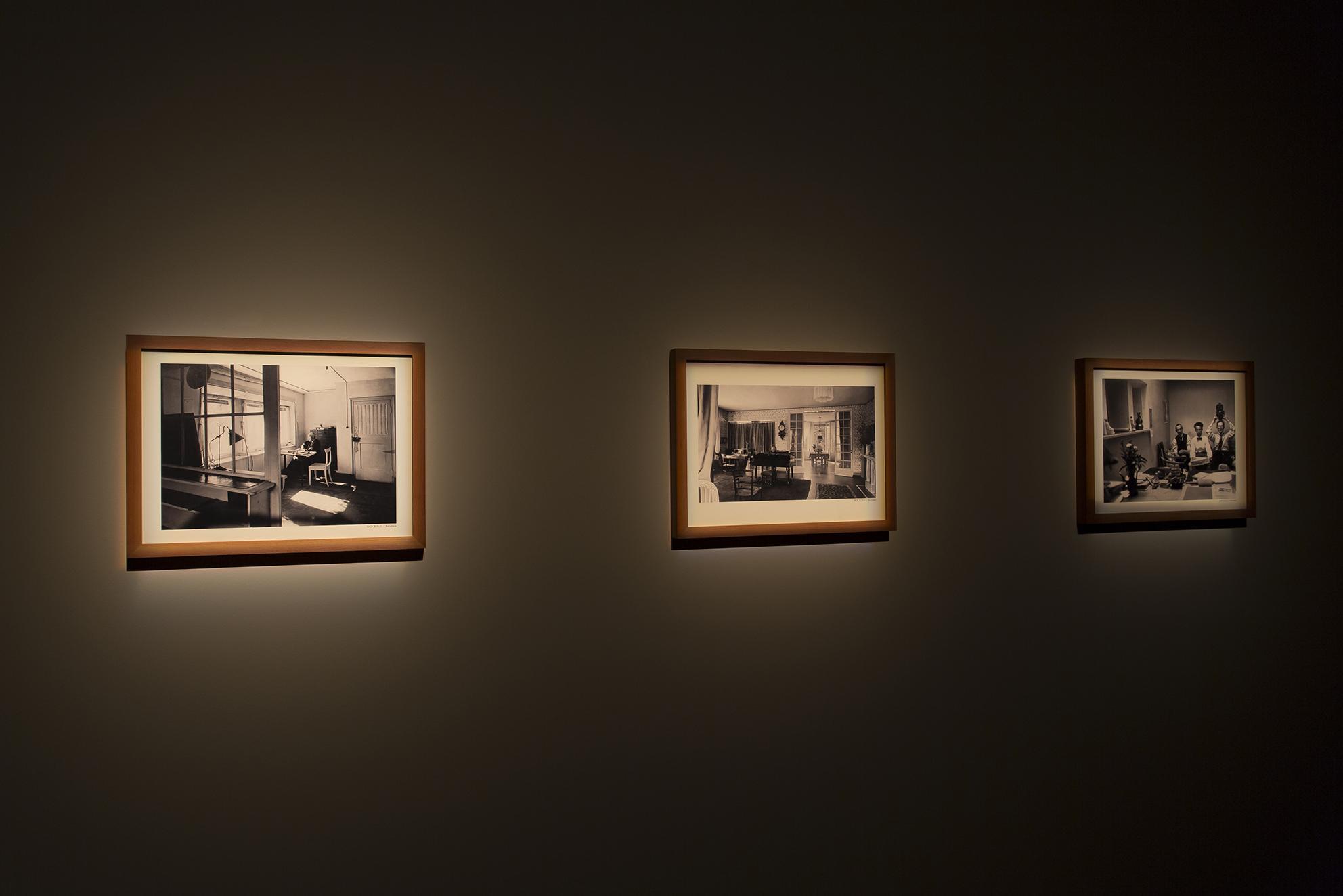 Photographs La Maison blanche Le Corbusier – © Robert Hofer