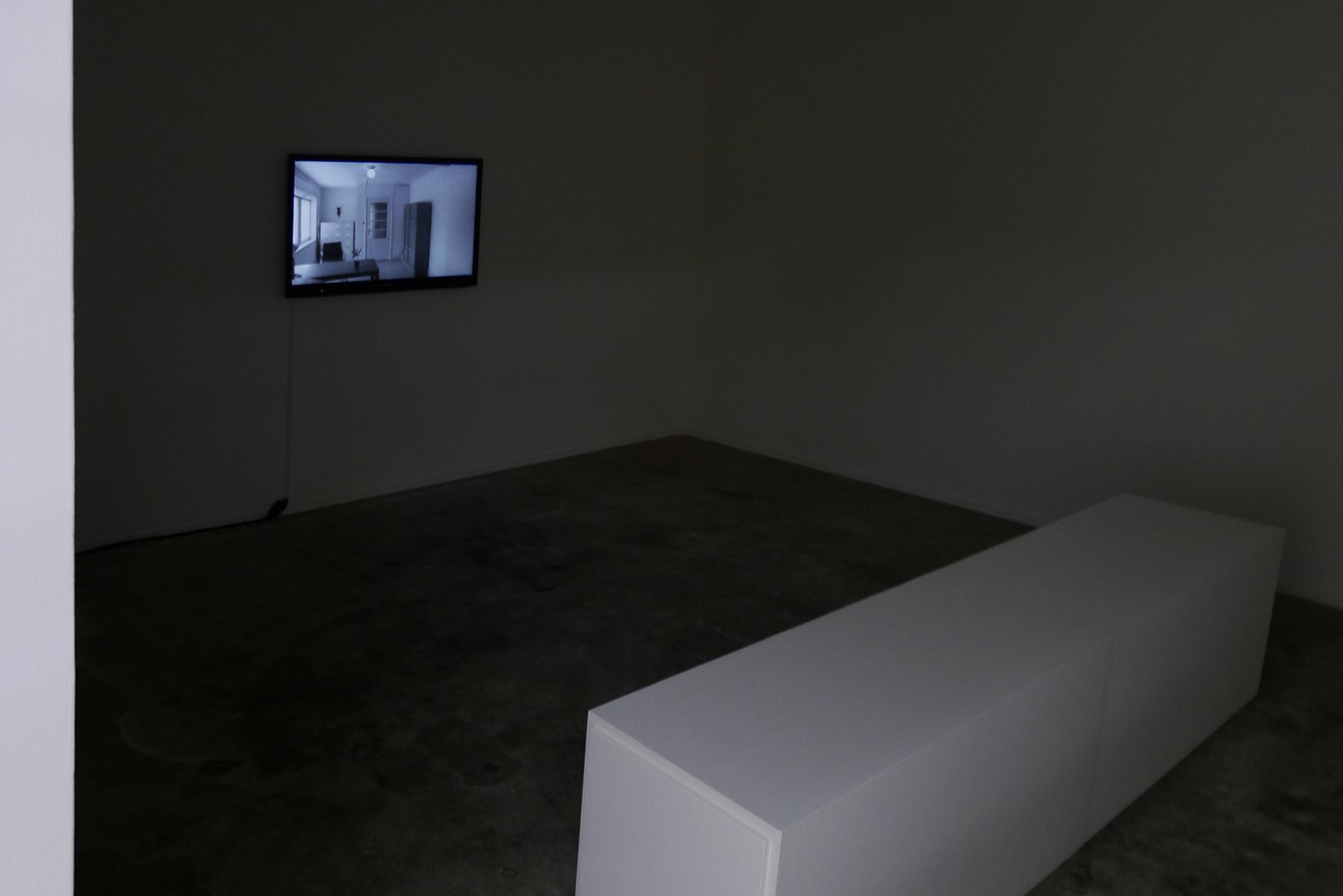 """Hitchcock presents, video HD, 16/9, 1080p, 6'26"""", 2010"""