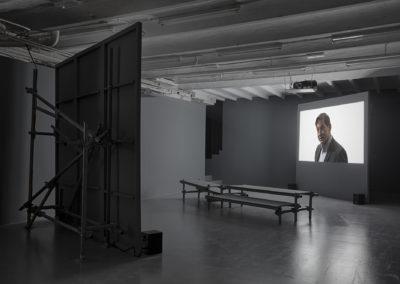 The Fourth Wall, Centre d'art Neuchâtel CAN, Neuchâtel, CH, 2013