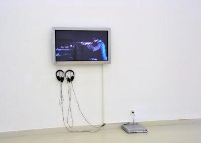 Home Entertainment, L'EAC (les halles), contemporary art space, Porrentruy, CH, 2009
