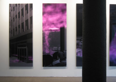 No comment, GALLERIA LAURIN Gallery, Zürich, CH, 2006