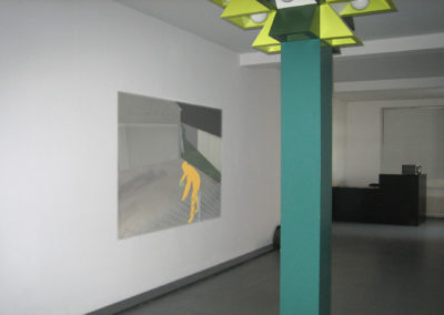 Mind the line, [Plug.in], Basel, CH, 2006