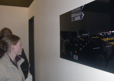 datatown, Gallery UNE, Neuchâtel, CH, 2002