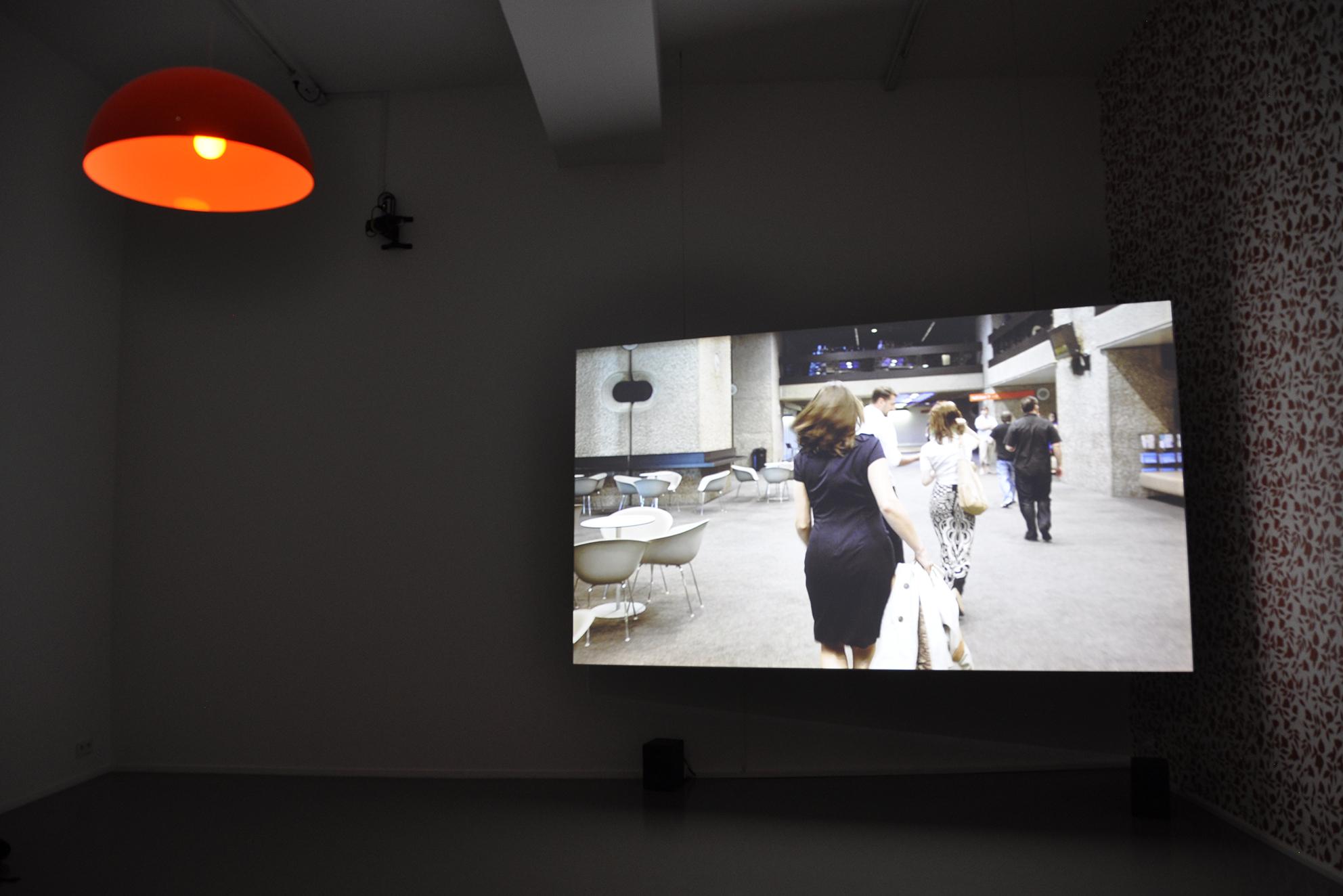 "The Fixer, HD video, 16/9, 8'24"", 2013"
