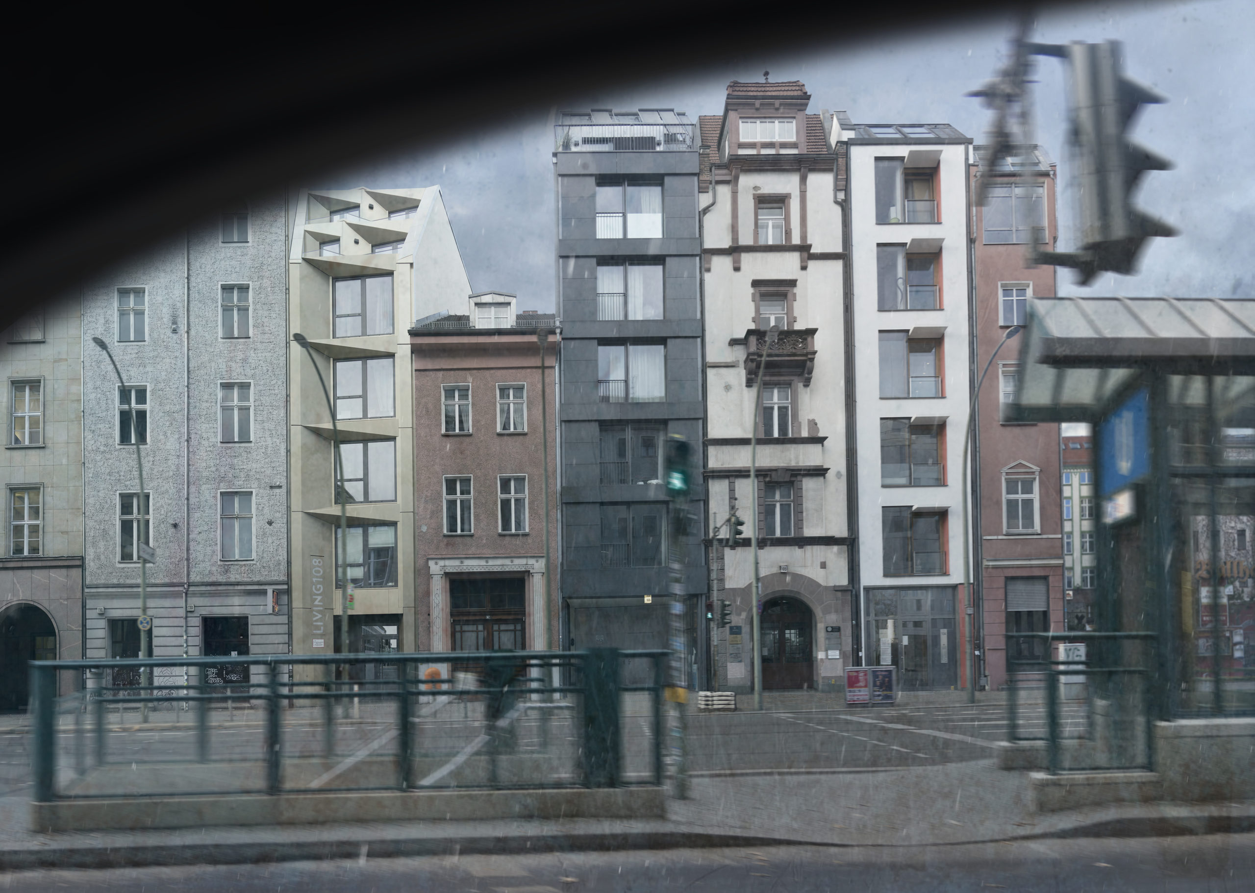 Dencity, Chauseestrasse, Berlin