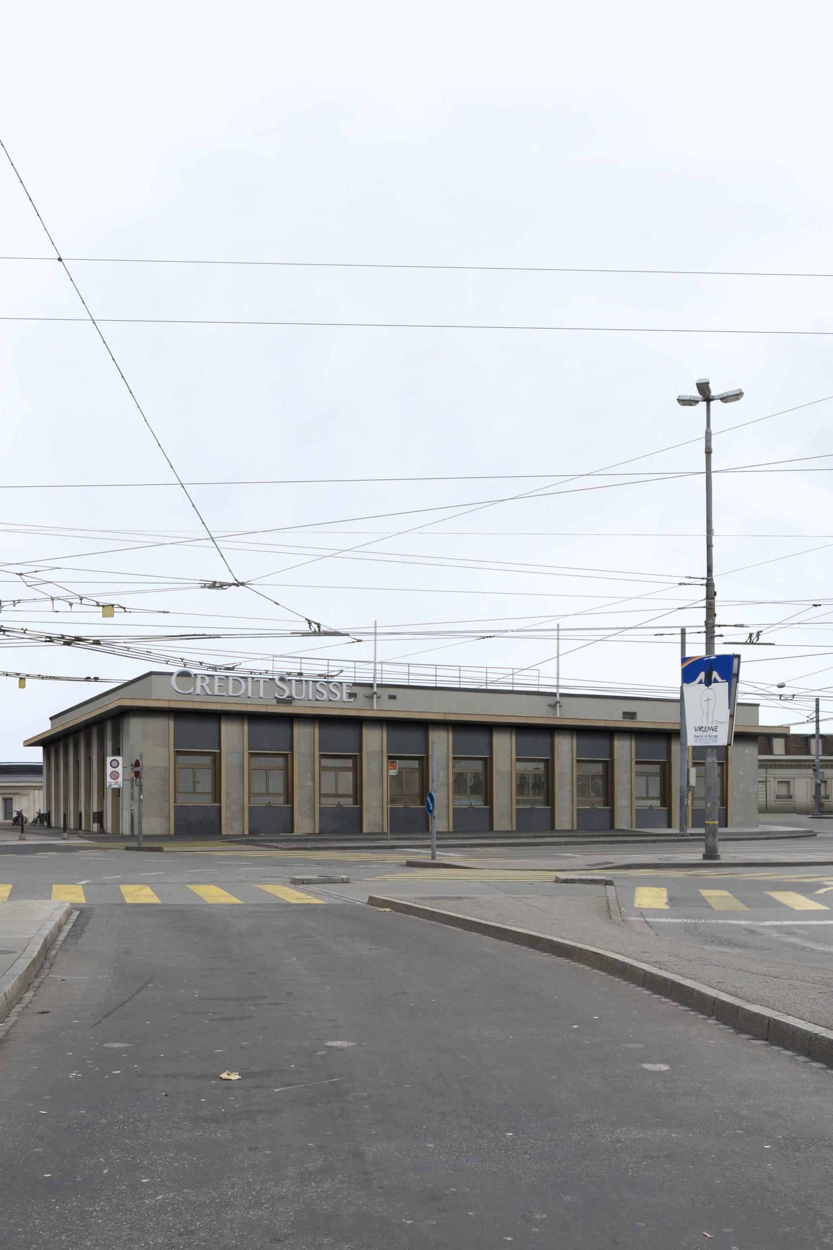 DOWNtown 5, place Bel-Air, Genève