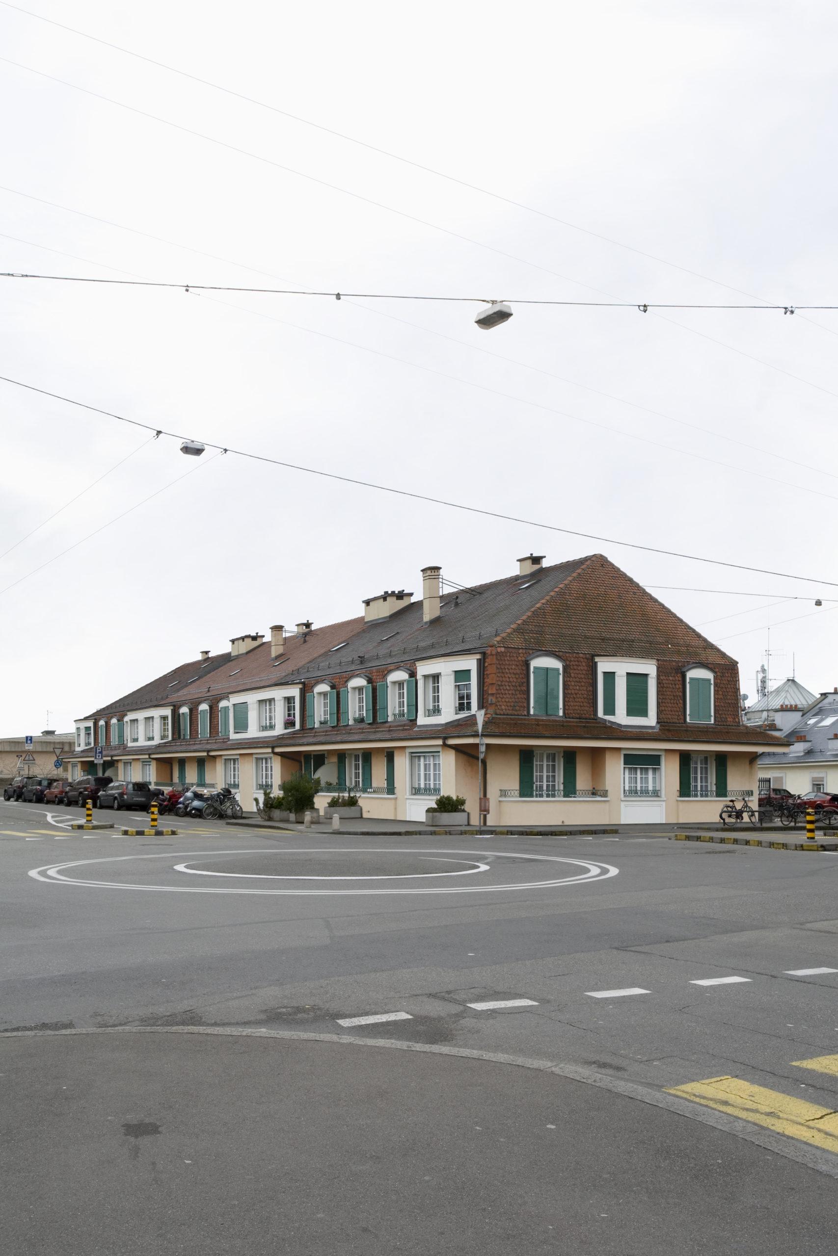 DOWNtown 2, rue des Bains, Genève