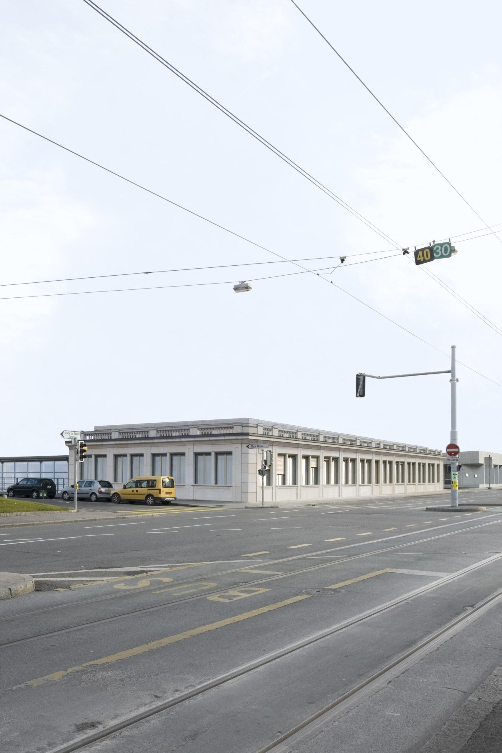 DOWNtown 6, boulevard Georges-Favon, Genève