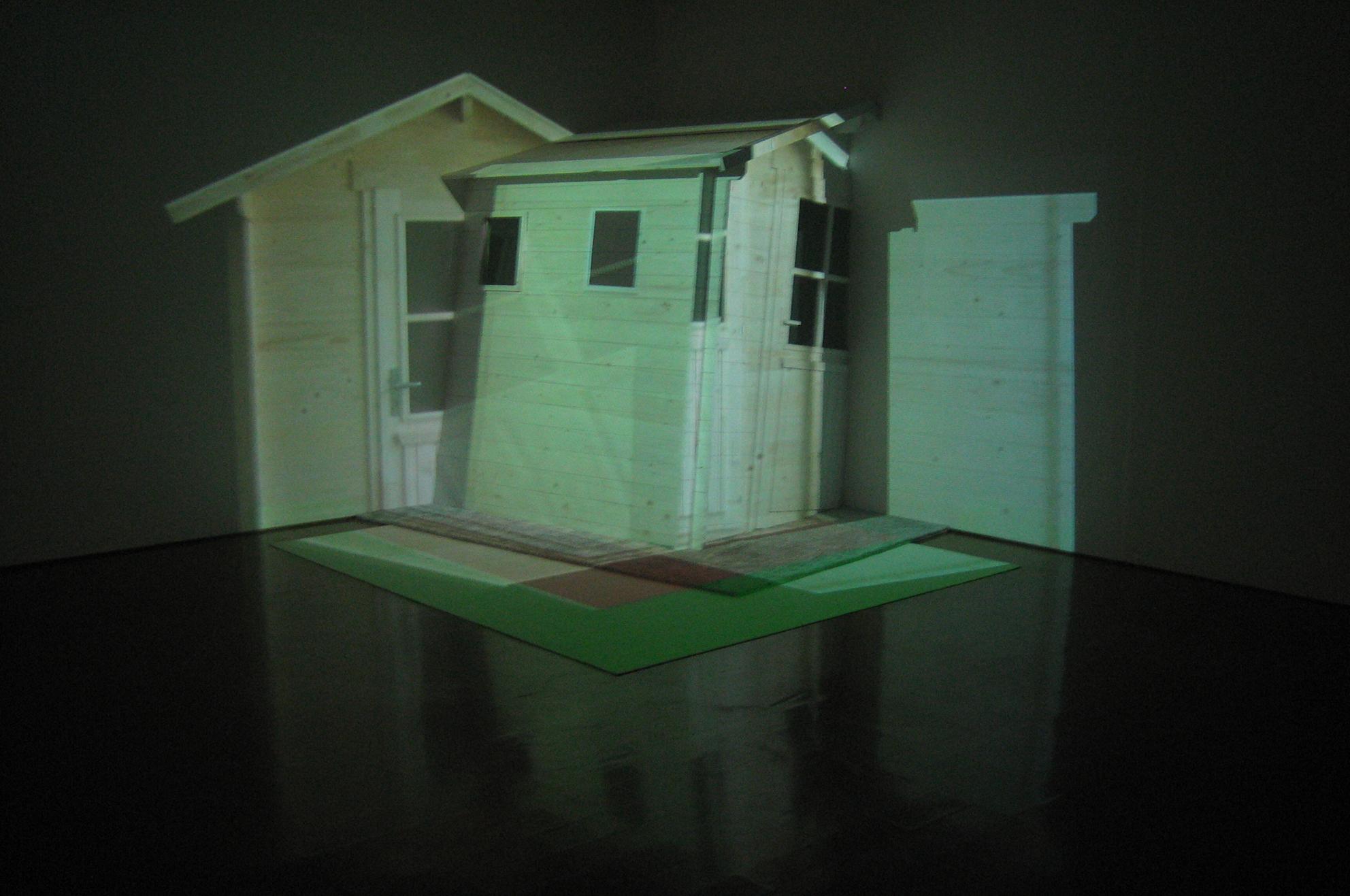 Was sind wir doch winzig klein! Kunstraum Baden, CH, 2006, © René Rötheli