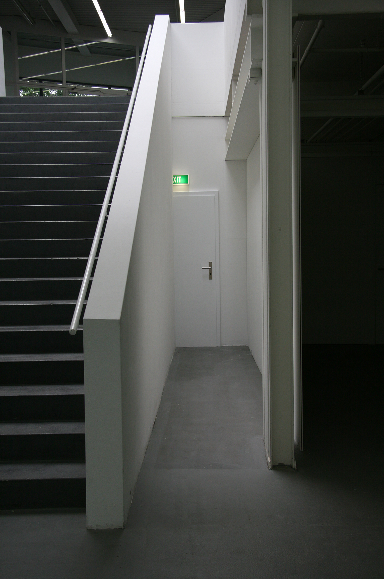 Just around the corner, Kunsthaus Baselland, Basel, CH, 2007