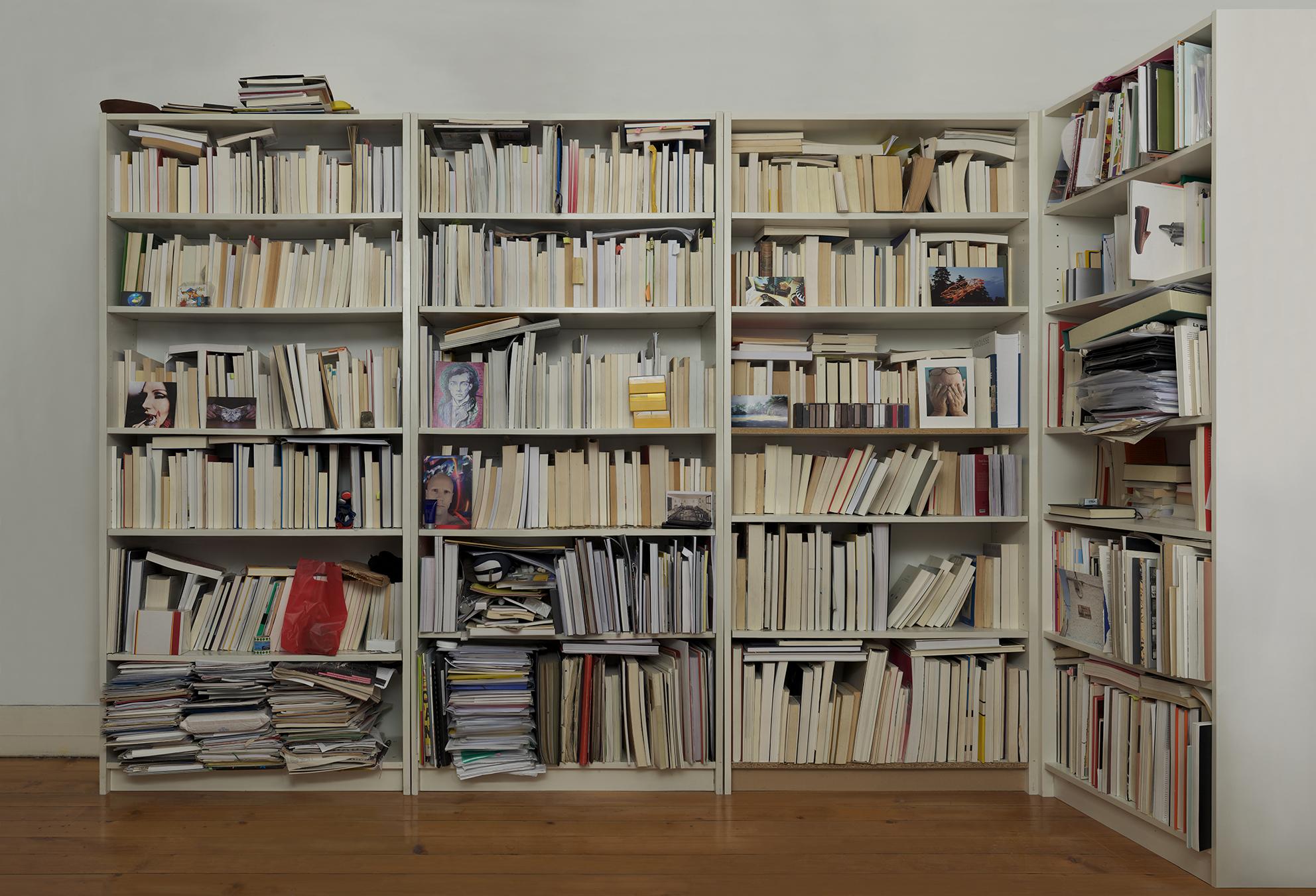Bookshelf 2, Joerg Bader, critique, Genève