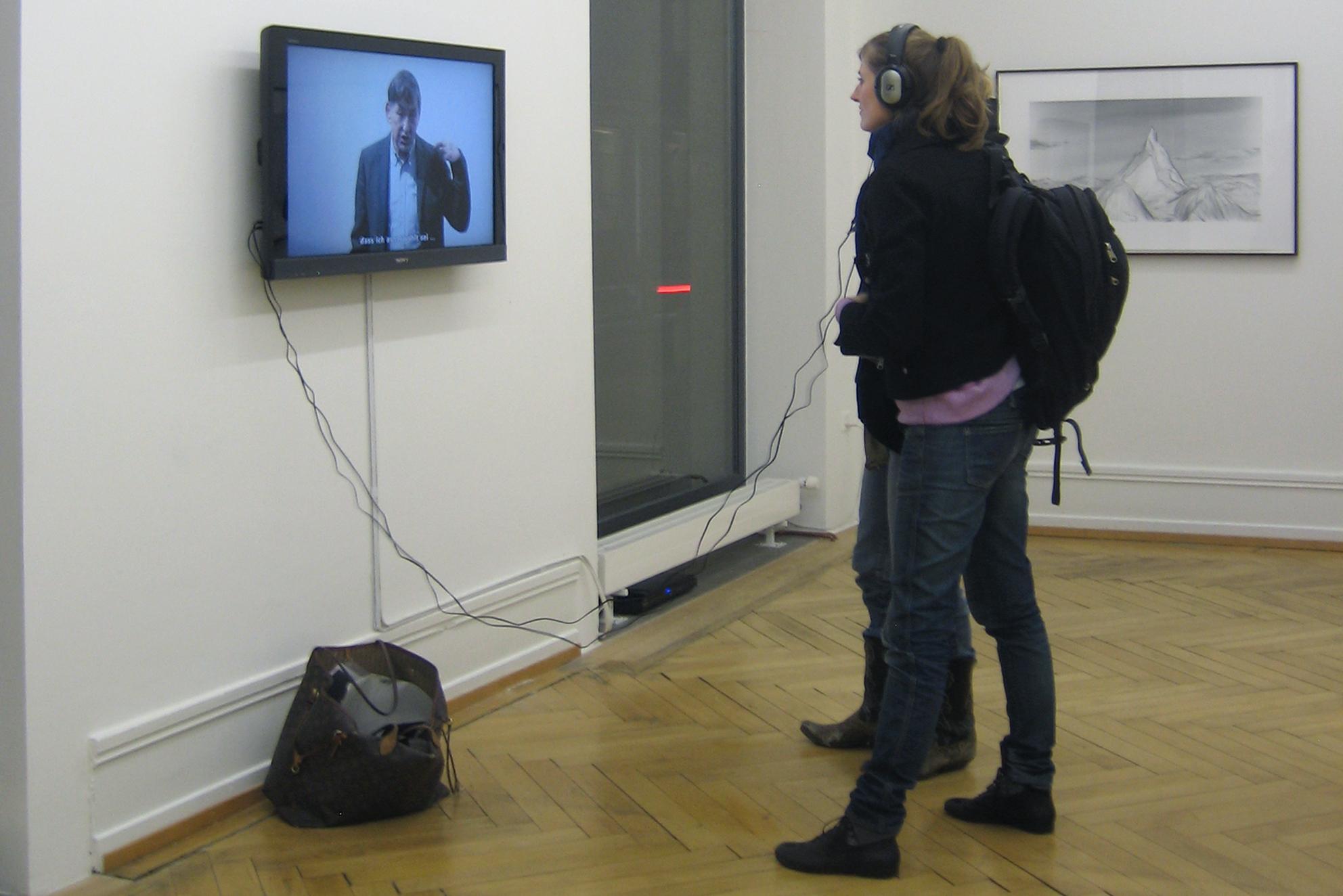 Ways of Worldmaking, video HD, 16/9, 1080p, 15'30'', 2010