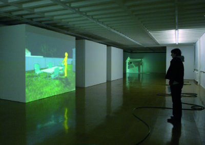 Was sind wir doch winzig klein!, STADT BADEN, Kunstraum Baden, CH, 2006