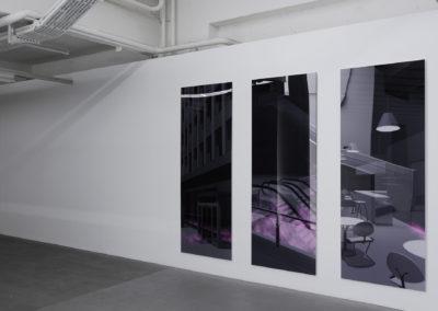Just around the corner, Kunsthaus Baselland, Basel, CH, 2007 © Viktor Kolibal