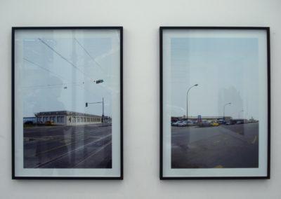 Marks Blond Project, Urban Running, Bern, CH, 2008
