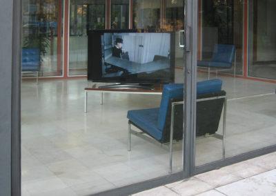 Glassbox, Cité Universitaire de Paris, Fondation Avicienne, Paris, FR, 2008