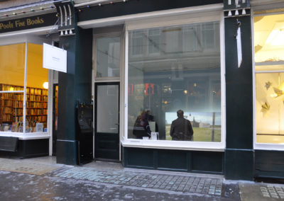 Suspension of Disbelief, Tenderpixel, London, UK, 2015